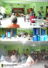 Pelatihan Budidaya Lele Cendol Kelurahan Klitren Tahun 2020