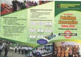 Program Pelatihan Ketrampilan dari Dinas Koperasi, Usaha Kecil dan Menengah, Tenaga Kerja dan Transmigrasi Kota Yogyakarta Tahun 2020