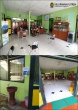 Pelayanan Masyarakat Di Kelurahan Klitren Sudah Menerapkan Protokol Kesehatan