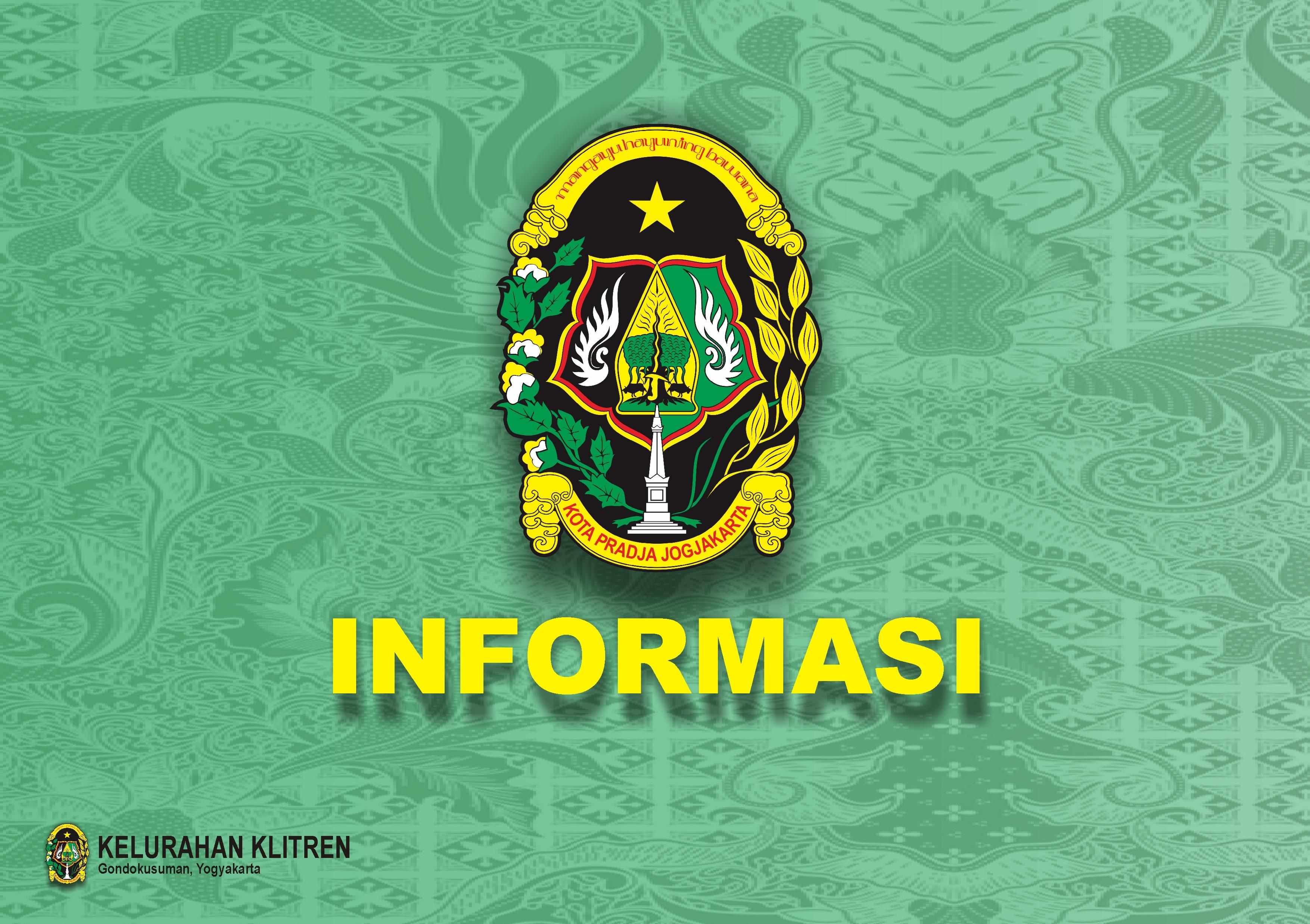 Penghapusan Sanksi Admisitratif Berupa Denda Atas Tunggakan PBB di Kota Yogyakarta