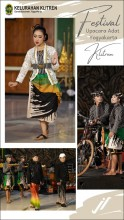 Festival Upacara Adat Tahun 2020, Kota Yogyakarta Juara