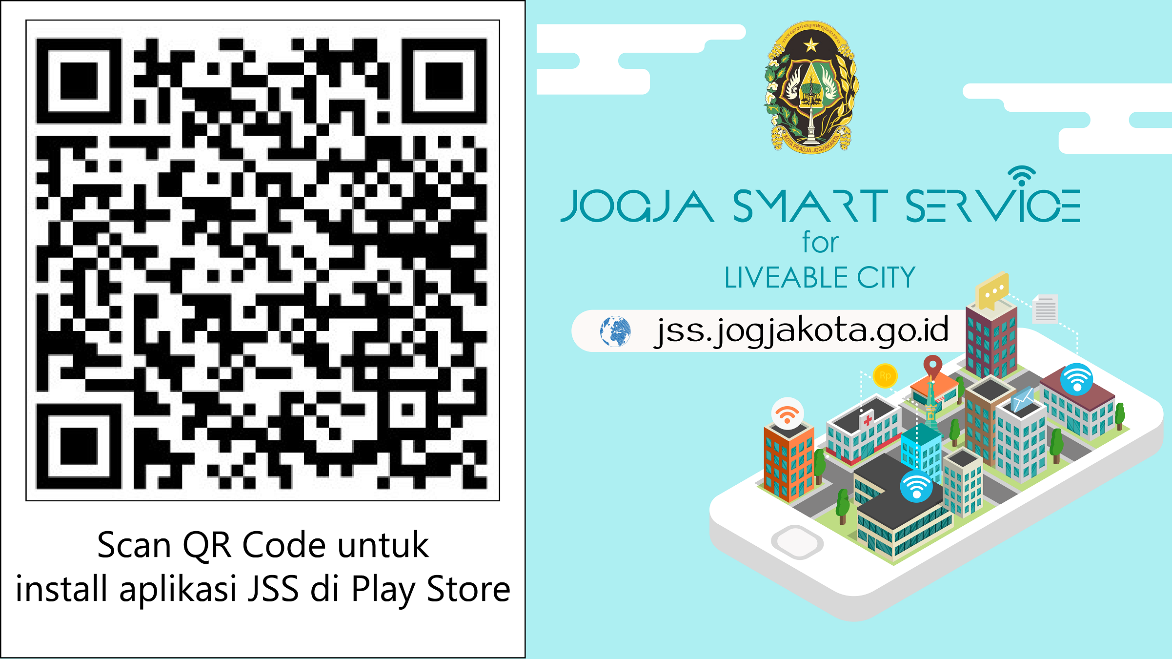 Portal Jogja Smart Service
